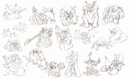 Kobolds and Catacombs concept art 6