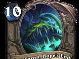 Yogg-Saron, Hope's End