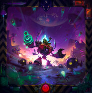 Splash art 2 - The Boomsday Project