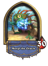 Morgl the Oracle