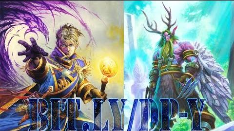 HEARTHSTONE Tavern Brawl Anduin Wrynn VS Malfurion Stormrage ( Priest VS Druid ) Kukerator