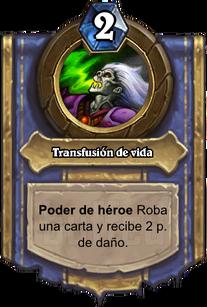 Poder de héroe- Brujo