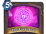 The Final Seal