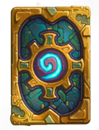 Rastakhan's Rumble - Card back - Hearthstone