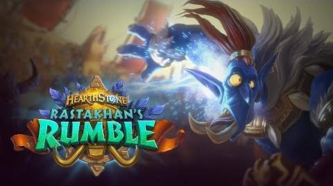 Rastakhan's Rumble Overview Hearthstone