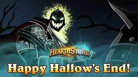 Hallow's End Returns! Hearthstone