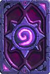 Shadowmoon Valley Card Back