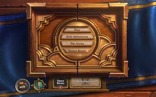 Hearthstone-Basic game modes