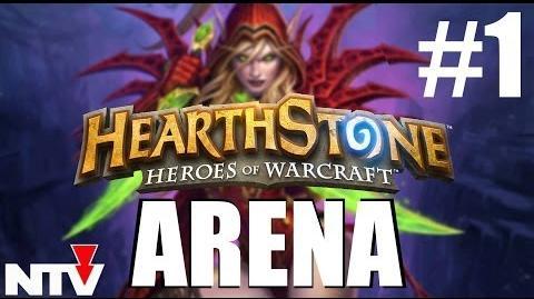 Hearthstone Arena - Episode 1