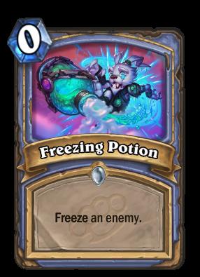 FreezingPotion