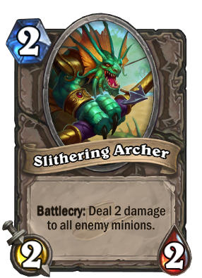 Slithering Archer - heroic