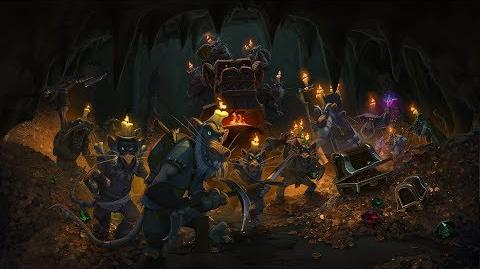 Hearthstone Kobolds & Catacombs Trailer