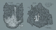 Kobolds and Catacombs concept art 2