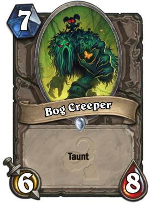 Bog Creeper