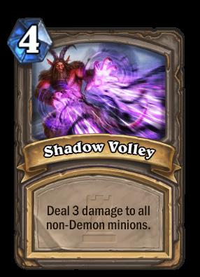 Shadow Volley - Heroic