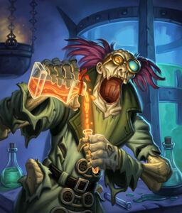 Professor Putricide boss art