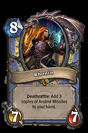 Rhonin