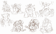 Kobolds and Catacombs concept art 12