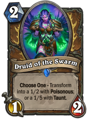 Druid of the Swarm