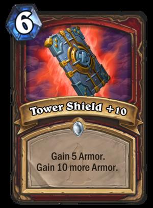 Tower Shield +10