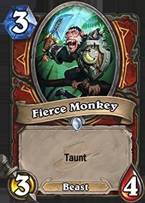 Fierce-monkey