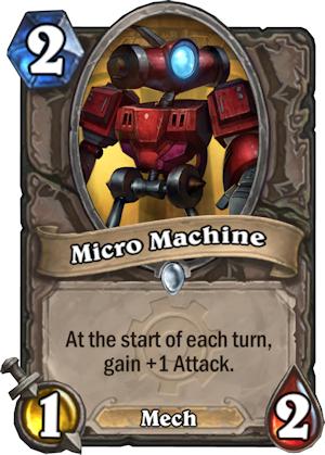 MICRO MACHINE