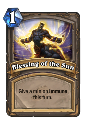 Blessing of the Sun