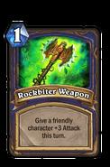RockbiterWeapon