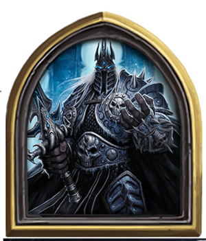 The Lich King portrait