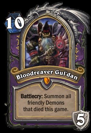 Bloodreaver Guldan