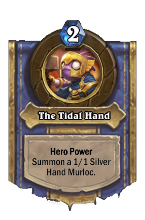The Tidal Hand