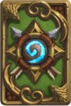 Card Backs - Rewards - Skins Purchase - Alleria