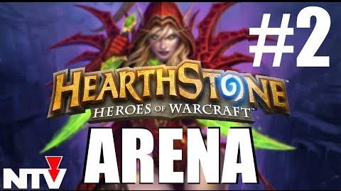 Hearthstone Arena - Episode 2