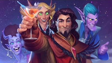 One Night in Karazhan Cinematic Trailer