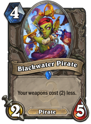 Blackwater Pirate