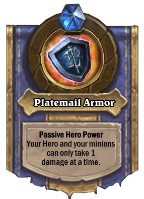 Platemail Armor - heroic