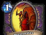 Pterrordax
