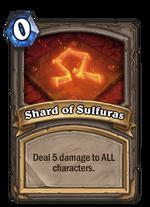 Shard of Sulfuras