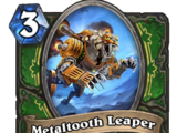 Metaltooth Leaper