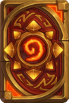 Card back-Ragnaros