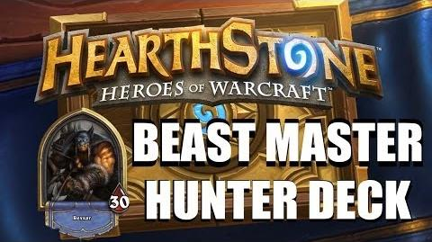 Hearthstone - Hunter Deck Guide