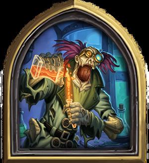 Professor Putricide portrait