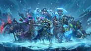 Knights of the Frozen Throne art 1