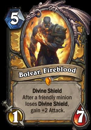 Bolvar Fireblood