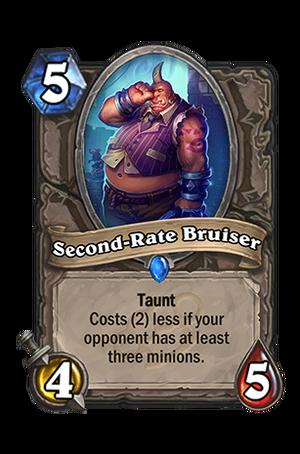 SecondRateBruiser