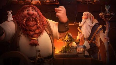 Hearthstone Animated Short Hearth and Home