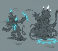 Kobolds and Catacombs concept art 10