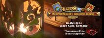Banner Fireside Gathering 18 Oct 2014