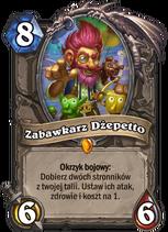 Zabawkarz Dżepetto