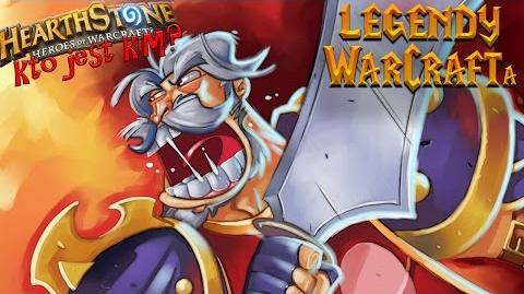 Legendy Warcrafta - LEEROY JENKINS historia World of Warcraft, Hearthstone lore